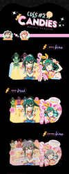 Collab Candies by Ryuuse