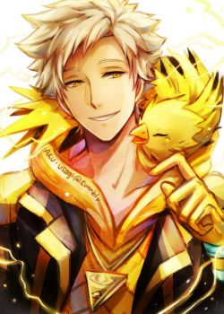 Team Instinct by Evil-usagi