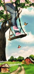 If I Could Fly... by DeniseGarbis