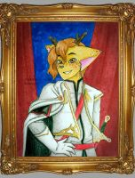 Prince Benjamin of Wolfinea by TheArtisticGoddess