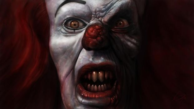 Pennywise by Emortal982