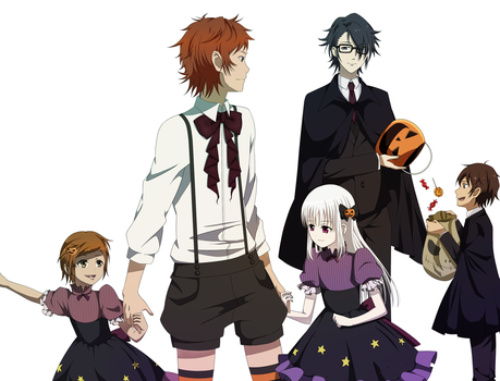 Halloween Group by Gurvana