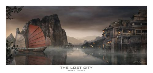 The Lost City by JamesColmer