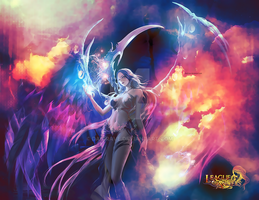 League of Angels - Alecta by danirave