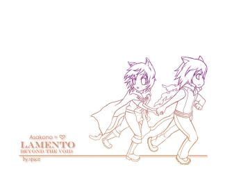 +Asakono on the RUN+ by space957