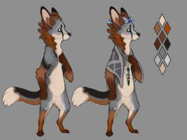 Fox Custom for Lia by Felix-Vulpes