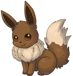 12-3-17 Eevee by sugar0coated