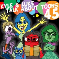 Kyle and Luke Talk About Toons Episode 45 art by artbylukeski