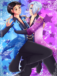 Dancing On Our Blades by Setsuna-Yena