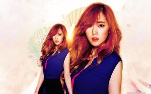 Jessica (SNSD) by euphoriclover