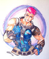 Zarya by G21MM