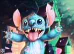 Stitch by Deftonys-muse
