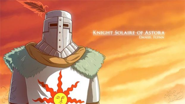 Solaire of Astora by Bhansith