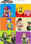 Smash and their third party representaive by SuperSaiyanCrash