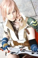 Lightning Cosplay - Forbidden weakness by CiriCosplay