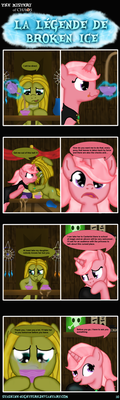 MLP: La legende de Broken Ice page 10 ENG by stashine-nightfire