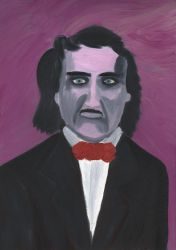 2013.12 Edgar Poe (Original) by Apkx