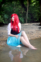 The Little Mermaid by kanamecosplay