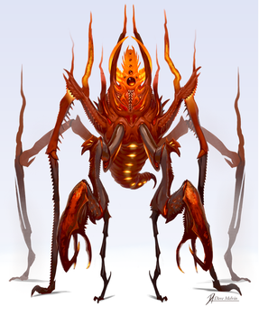 Fire-Bug by Davesrightmind