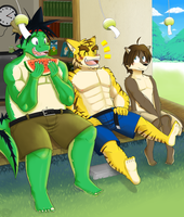 Morenatsu Summer by Dai-Studios