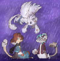 .BBPrompt. Oh Well! [April Showers] by Hizkoh