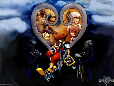Friends of Sora by Kevinhex