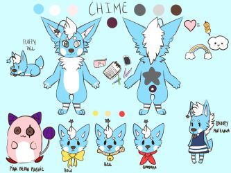 Chime Ref by cuddlecloud