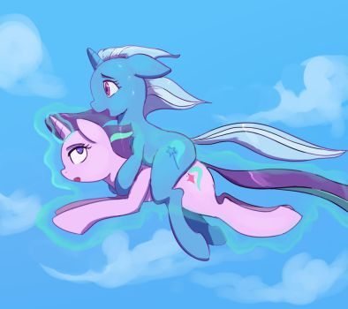 Flying startrix by Montano-Fausto