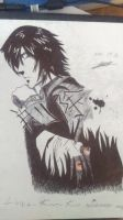 The Will of God - Teru Mikami by Living-Room-King