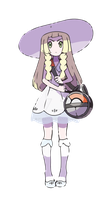Lillie Vector Render by SyerinYT