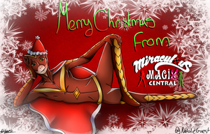 Merry Chrismas From MMC (King Corba) by NatalieGuest