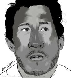 Mark Fischbach #2 by NotAnotherFanArtist