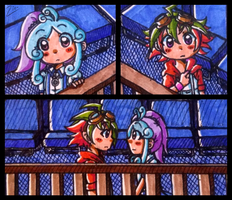 [ygo] remember when? by LadyZiodyne