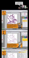 Coffinberry's Inking Tutorial by coffinberry