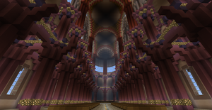 Equinox Cathedral, day 3 by AnotherLost