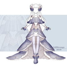 [Close] Adoptable Outfit Auction 221 by LifStrange