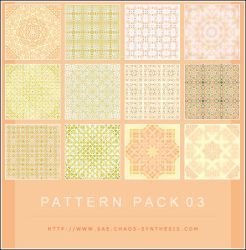 Untitled patterns 03 by untitled-stock