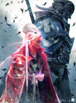 Phantom by rossdraws