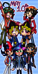 It is your time to shine Yusaku by HooeySmarts333