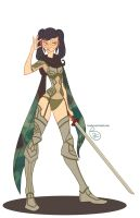 Commission - Jade Harley by MeoMai