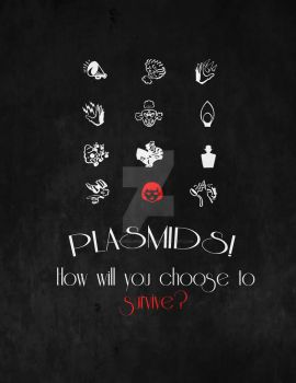 Plasmids by VulpesvulpesLady