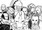 Mass Effect : Good Times by zenlang