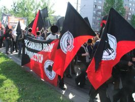 workers initiative flags by 13VAK