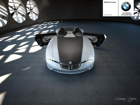 BMW ZR Concept 6 by LucianP