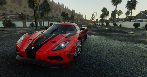 The Crew | Koenigsegg Agera R by 3xhumed