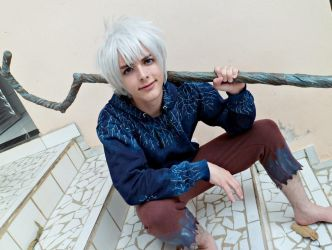 Jack frost IV by Guilcosplay