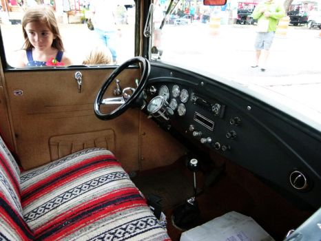 Fine Street Rod Interior by ecfield