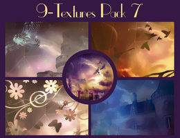 texture pack 7 by BachLynn23