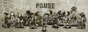 PAUSE: Prologue - Mask by nottisweettoothi