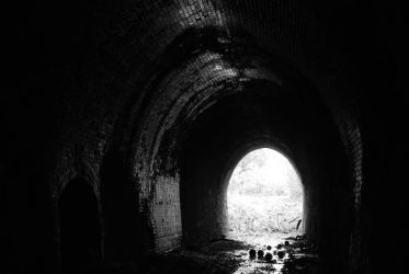 Tunnel by CitizenJustin